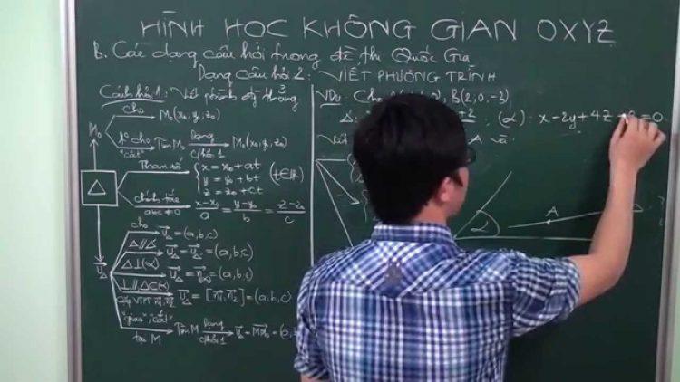 Bí quyết học giỏi toán