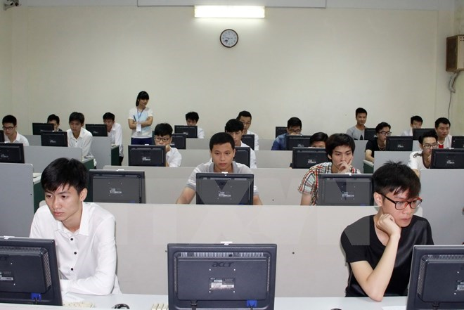 4 bất lợi cho teen 2k khi thi trên máy tính ở kỳ thi THPT quốc gia4 bất lợi cho teen 2k khi thi trên máy tính ở kỳ thi THPT quốc gia