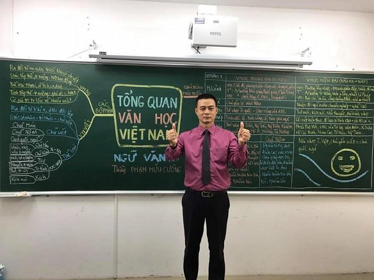 Thầy Phạm Hữu Cường