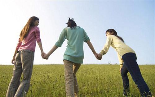 Xây dựng mối quan hệ cho Teen 2k2