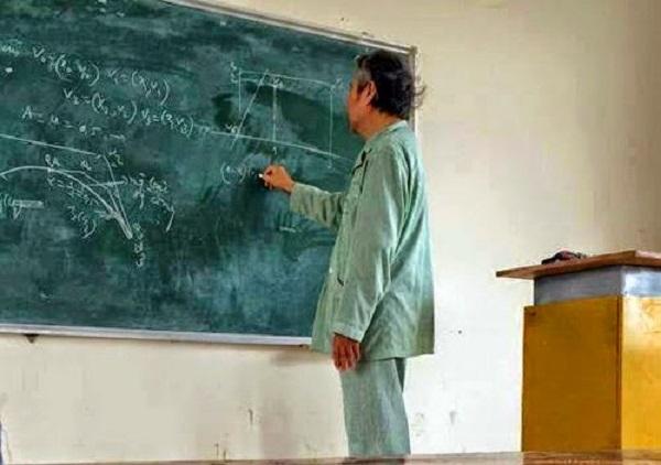 Tấm lòng người thầy