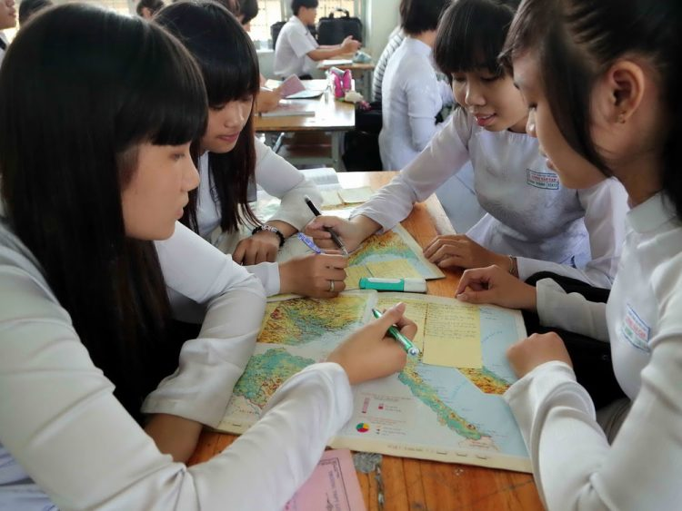 Kiến thức địa lý hiệu quả