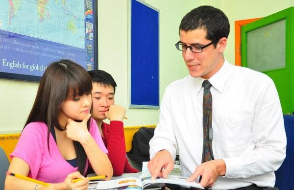 Teen chán học tiếng Anh