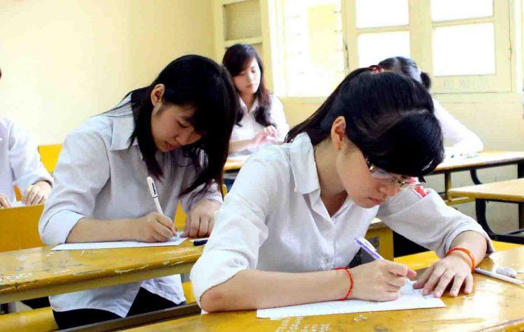 Cách làm bài thi THPT quốc gia 2018